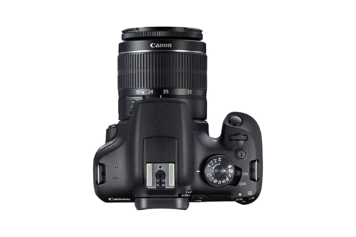 تصميم كاميرا كانون Canon 2000d