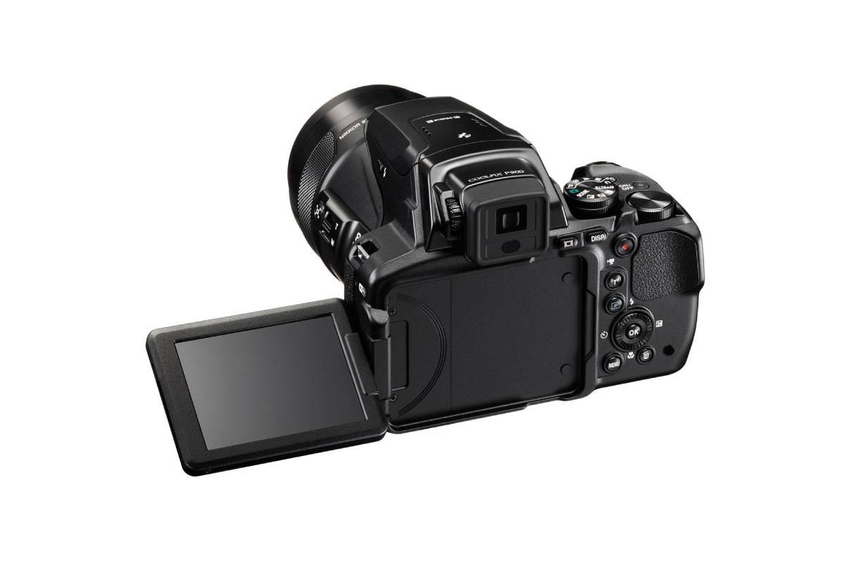 تصميم كاميرا نيكون Nikon Coolpix p900