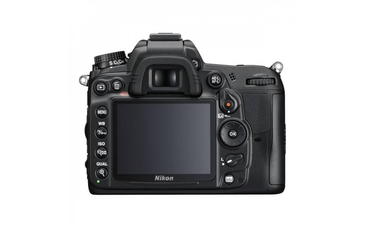 تصميم كاميرا نيكون d7000