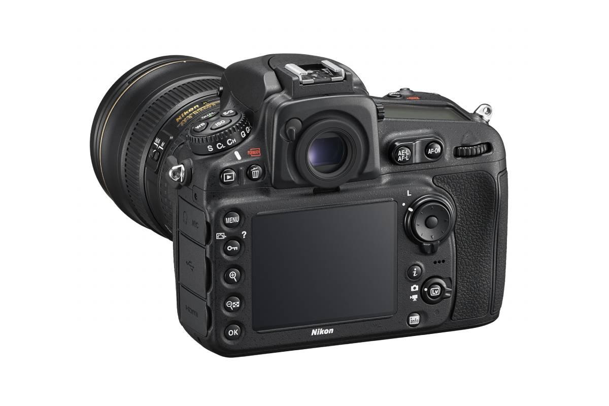 شاشة Nikon D810