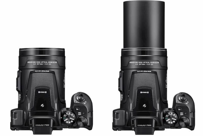 كاميرا P900 Coolpix