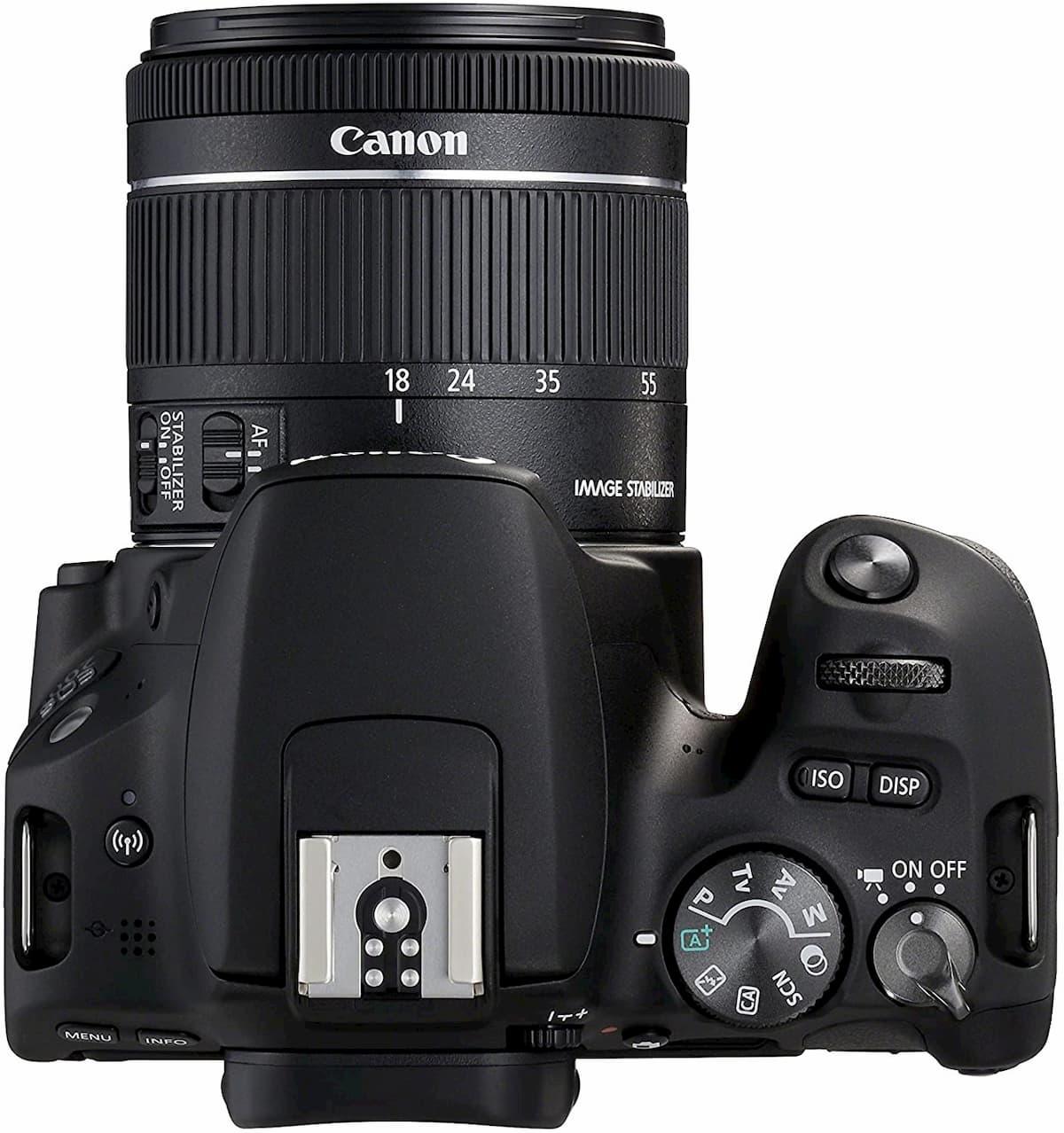 Canon EOS 200D up