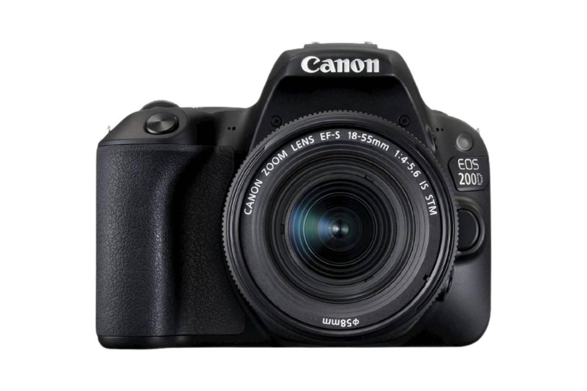 canon d200