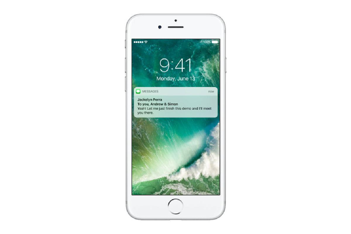 هاتف Apple iPhone 7 plus