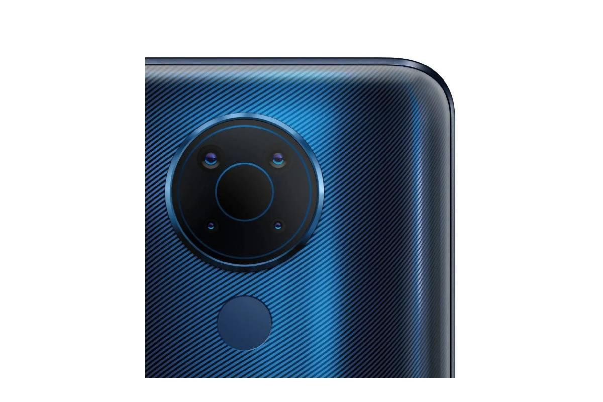 كاميرا Nokia 5.4