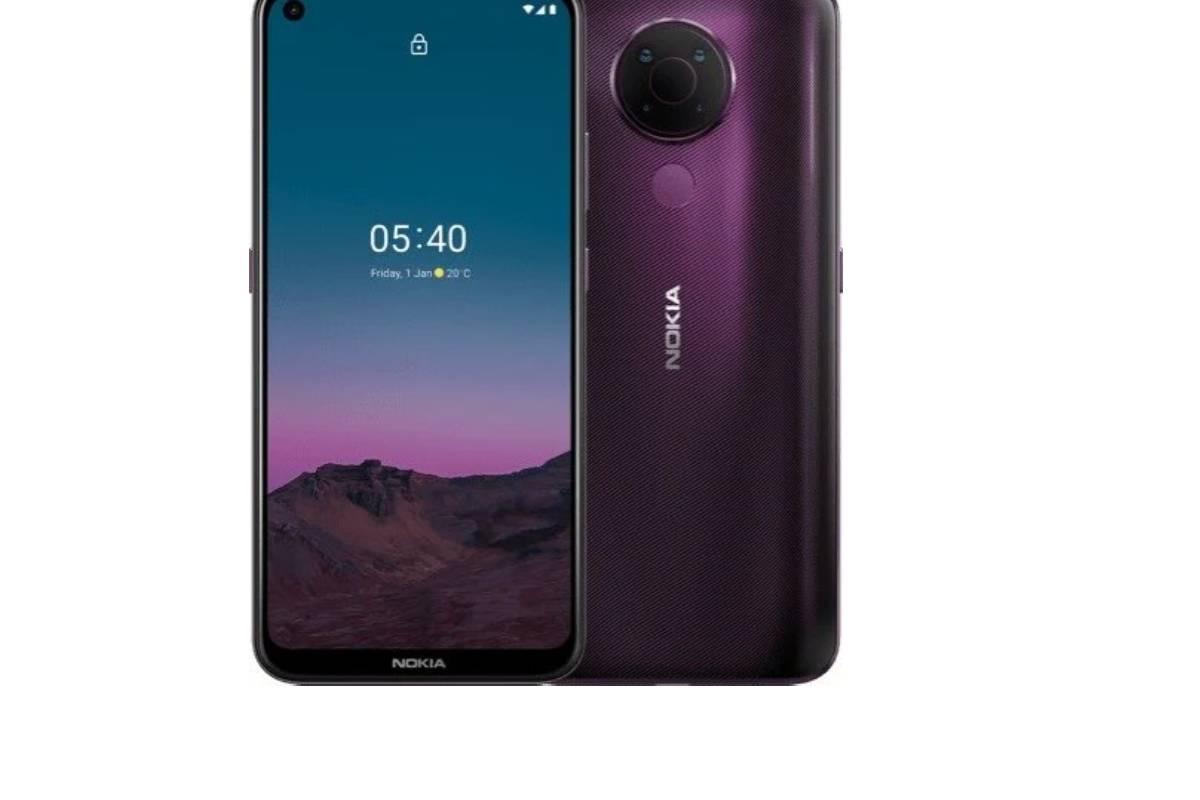 موبايل Nokia 5.4