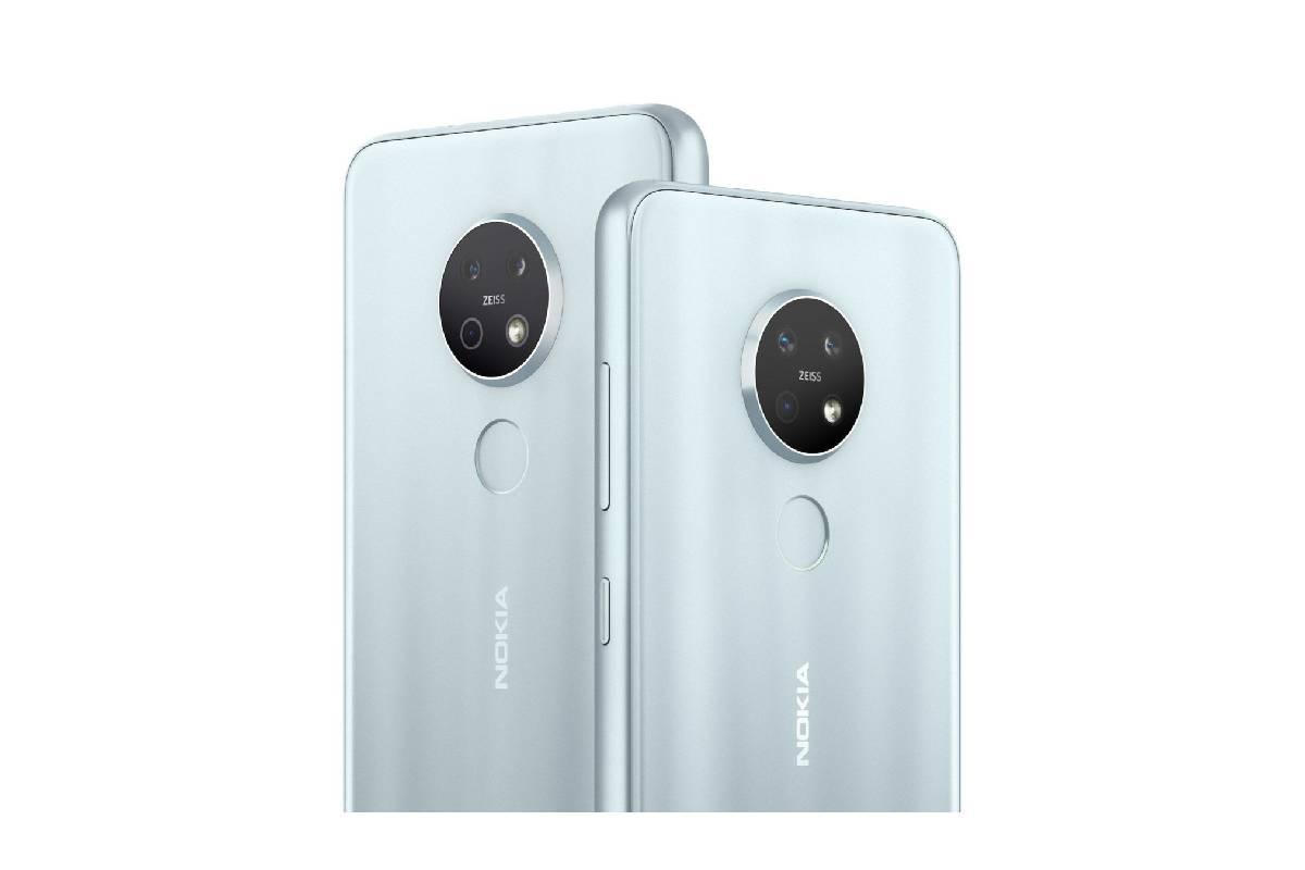 كاميرا Nokia 7.3