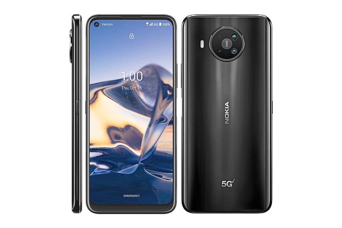 موبايل Nokia 8 V 5G UW