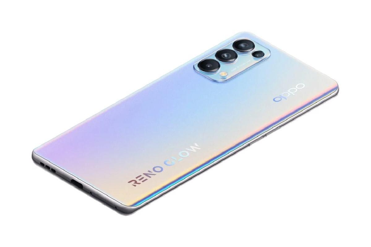كاميرا Oppo Reno 5 pro
