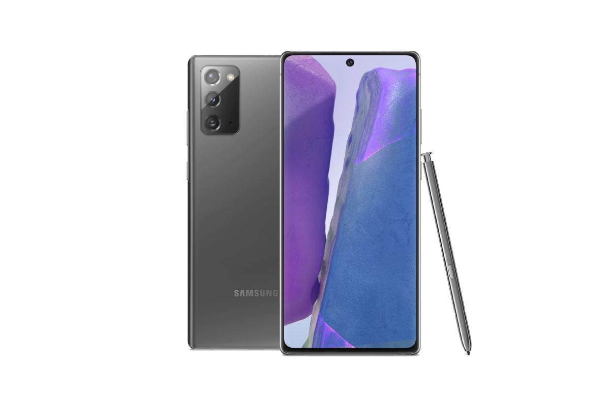 كاميرا Samsung Galaxy Note 20