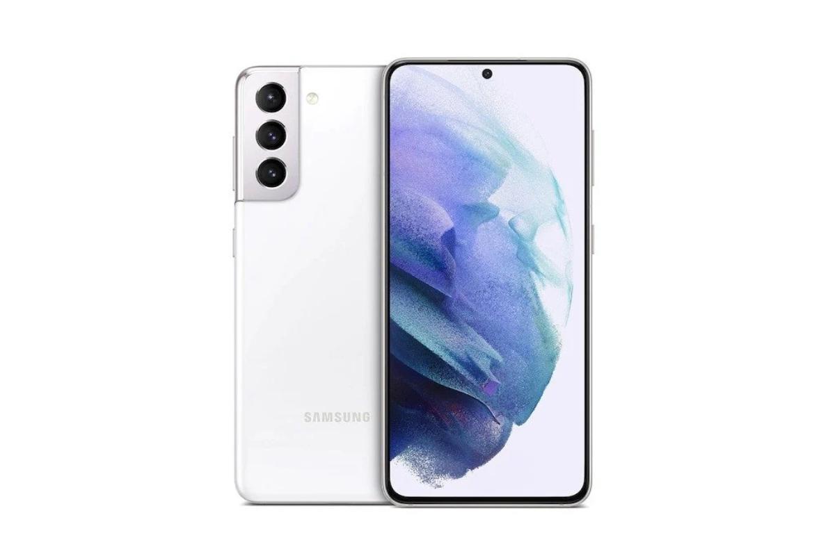 ابيض سيراميكي Samsung Galaxy S21 5G
