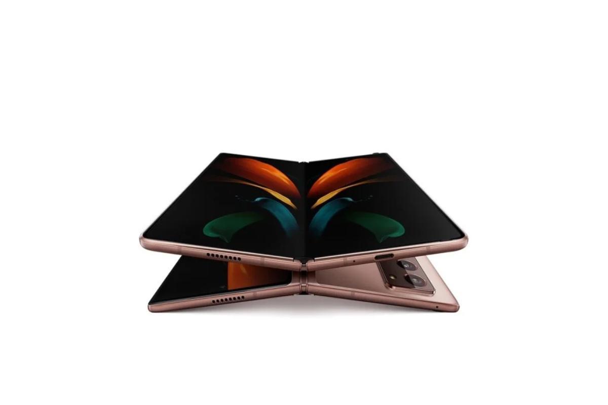 جوال Samsung Galaxy Z Fold 2