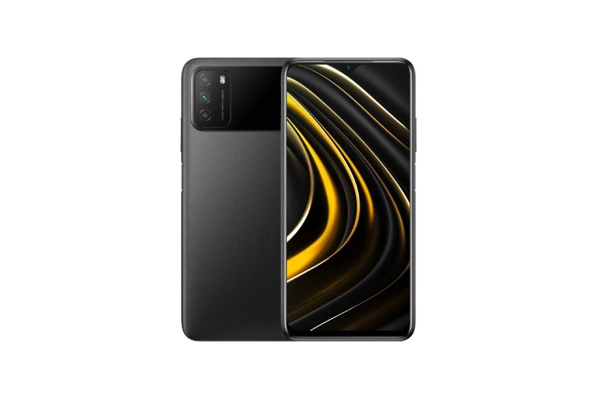 خلفية Xiaomi Poco M3