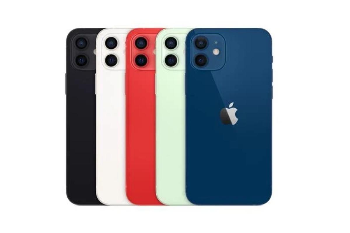 الوان iPhone 12
