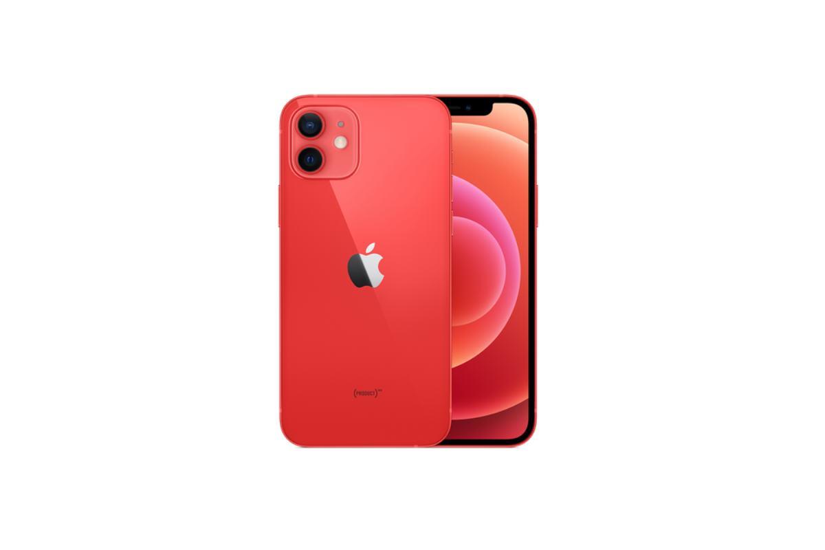 كاميرا iPhone 12