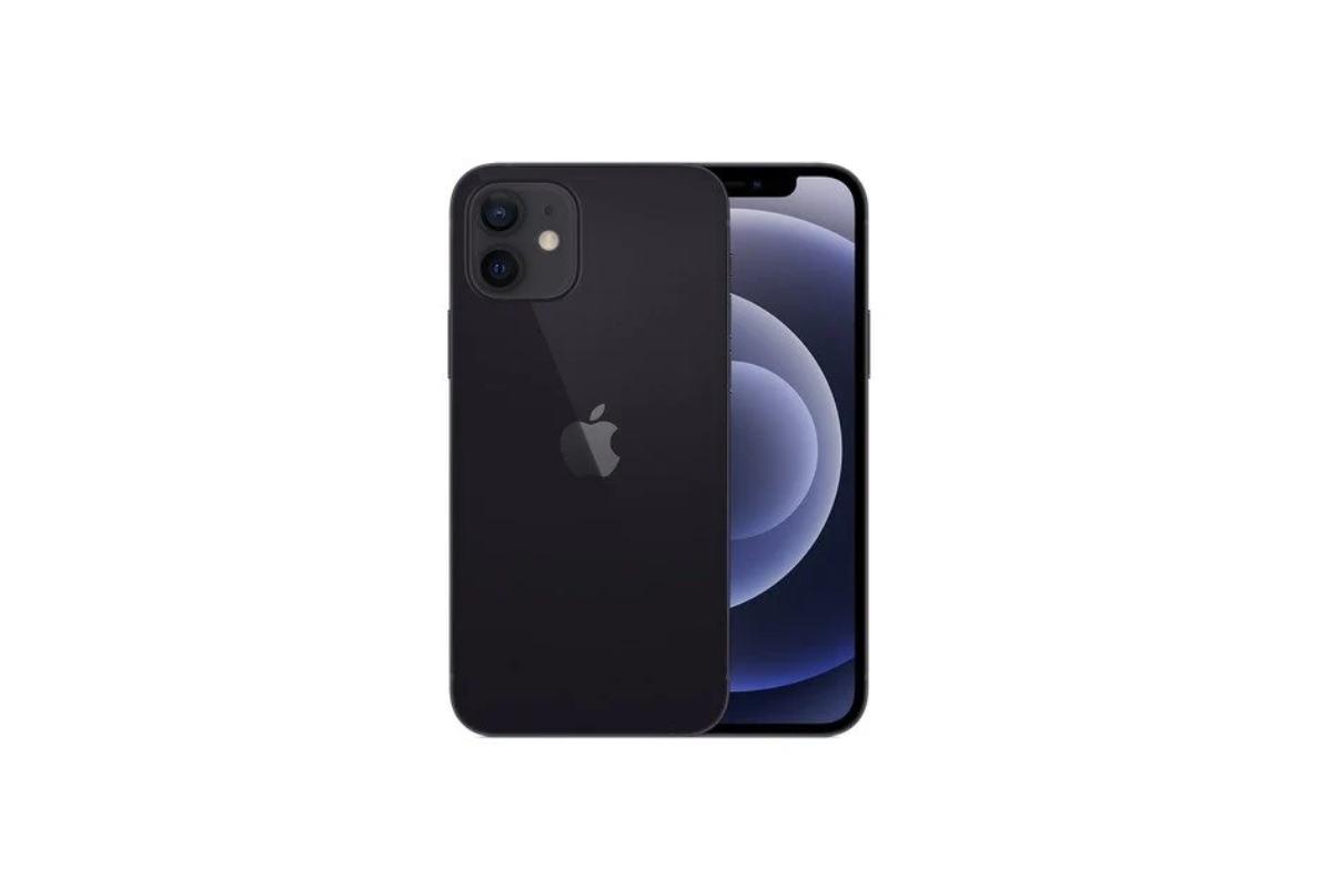 اللون الاسود iPhone 12