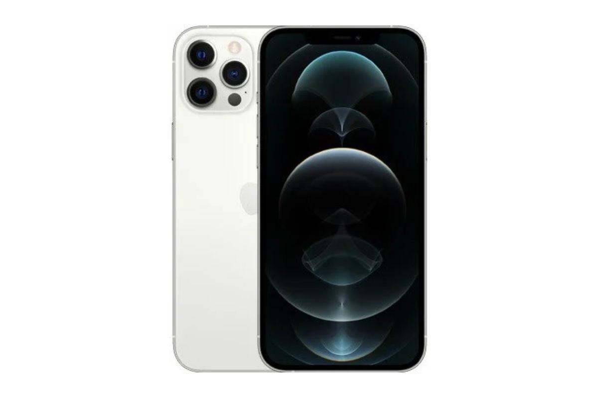 اللون الابيض iPhone 12 Pro Max