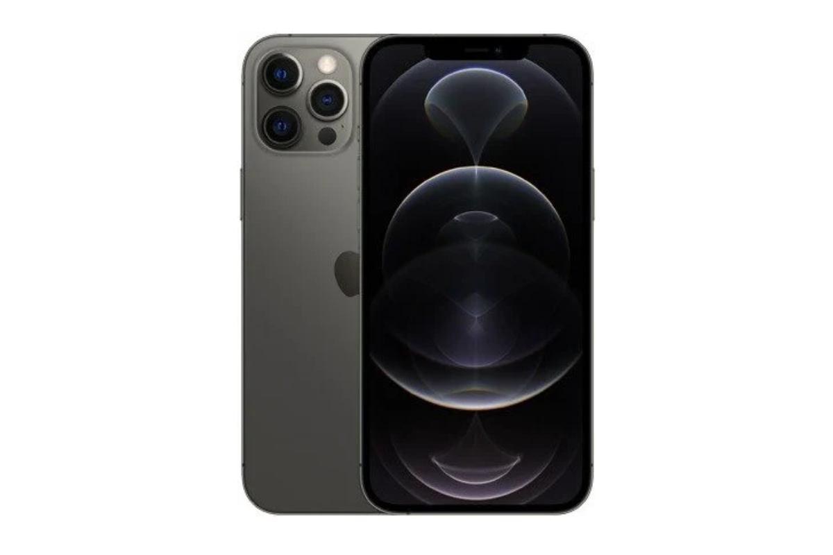 اللون الاسود iPhone 12 Pro Max