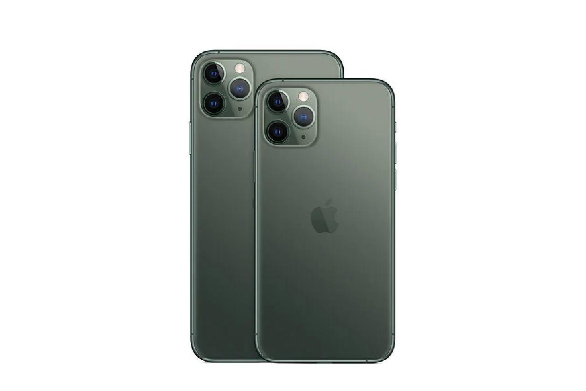 كاميرا Apple iPhone 11 pro