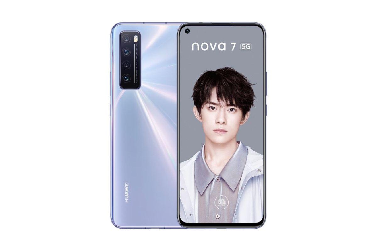 موبايل Huawei Nova 7 5G