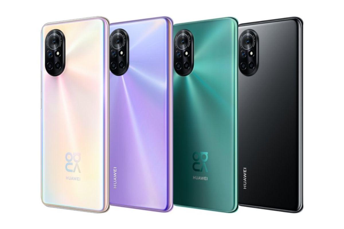 الوان Huawei Nova 8 5G