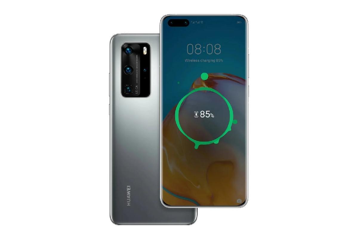 شاشة Huawei P40 Pro