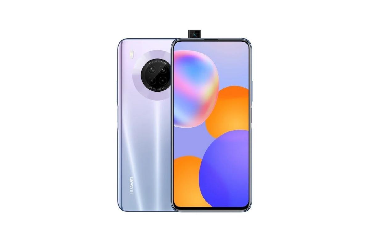 شاشة Huawei y9a