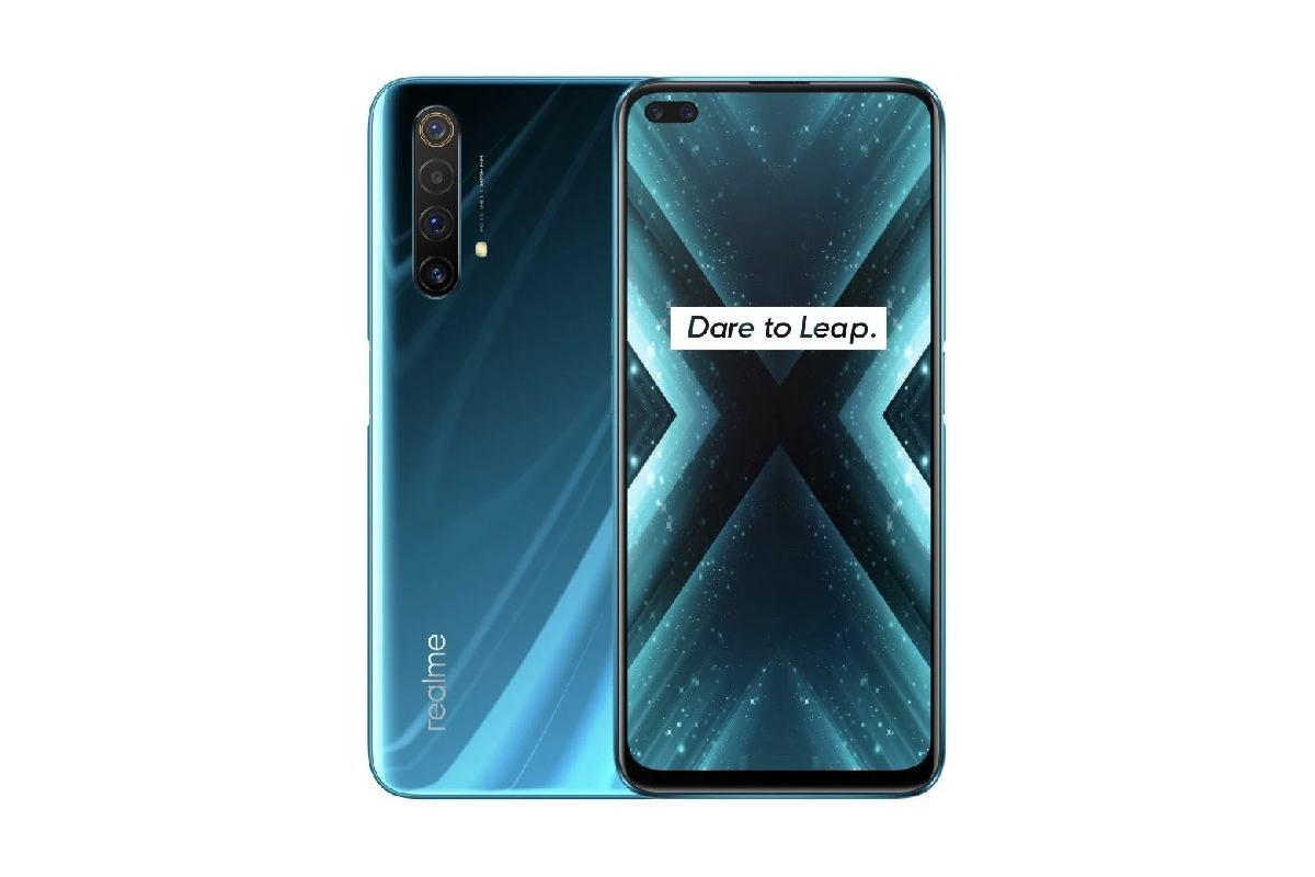 شاشة Realme X3