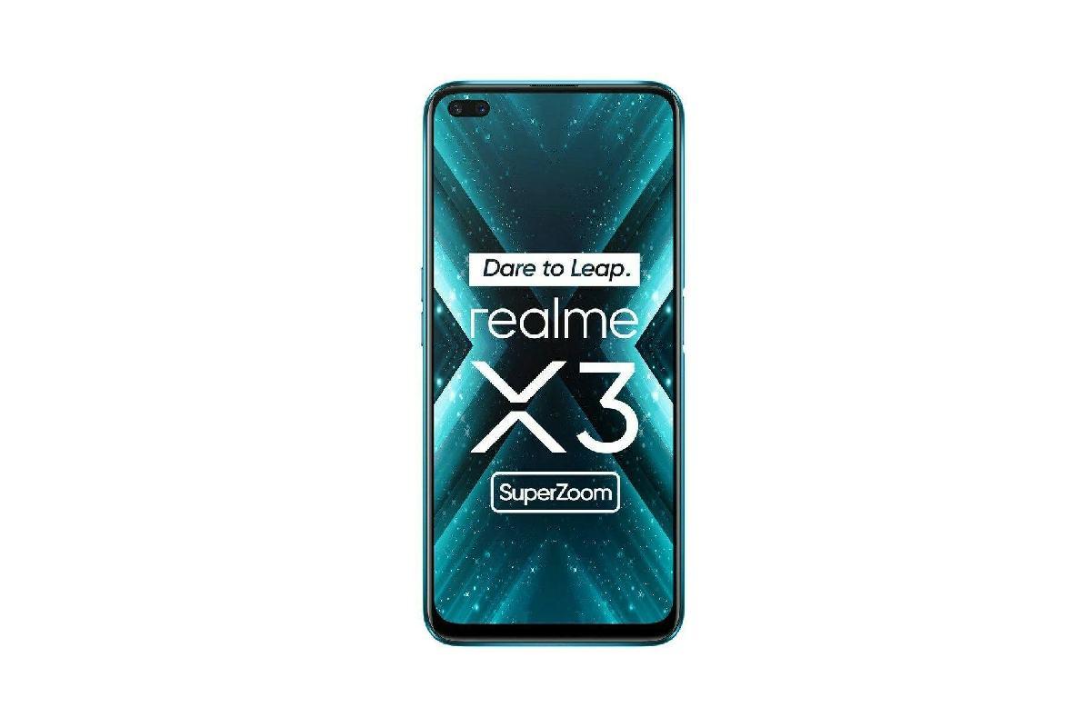 موبايل Realme X3 SuperZoom