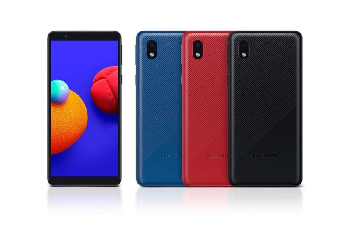 الوان Samsung Galaxy A01 Core