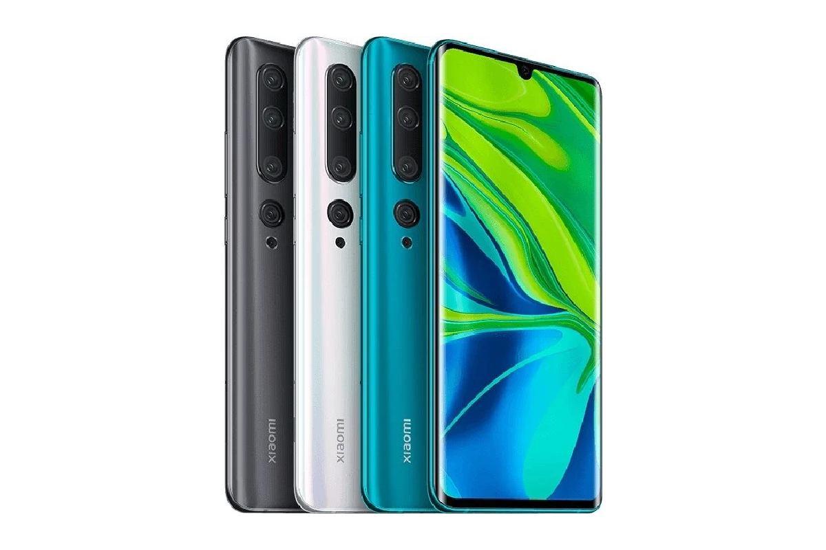 هواتف Xiaomi Mi Note 10
