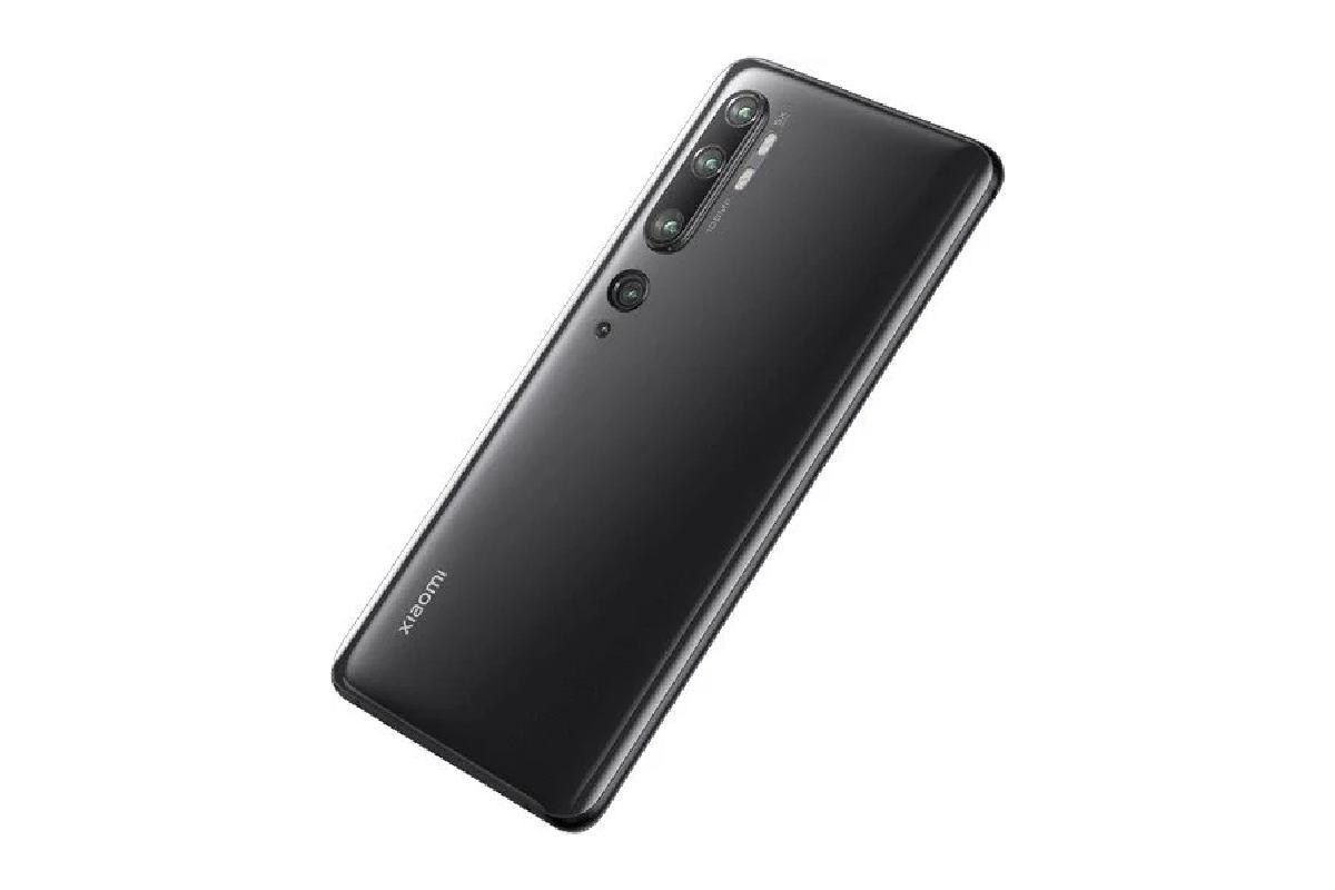 كاميرا Xiaomi Mi Note 10