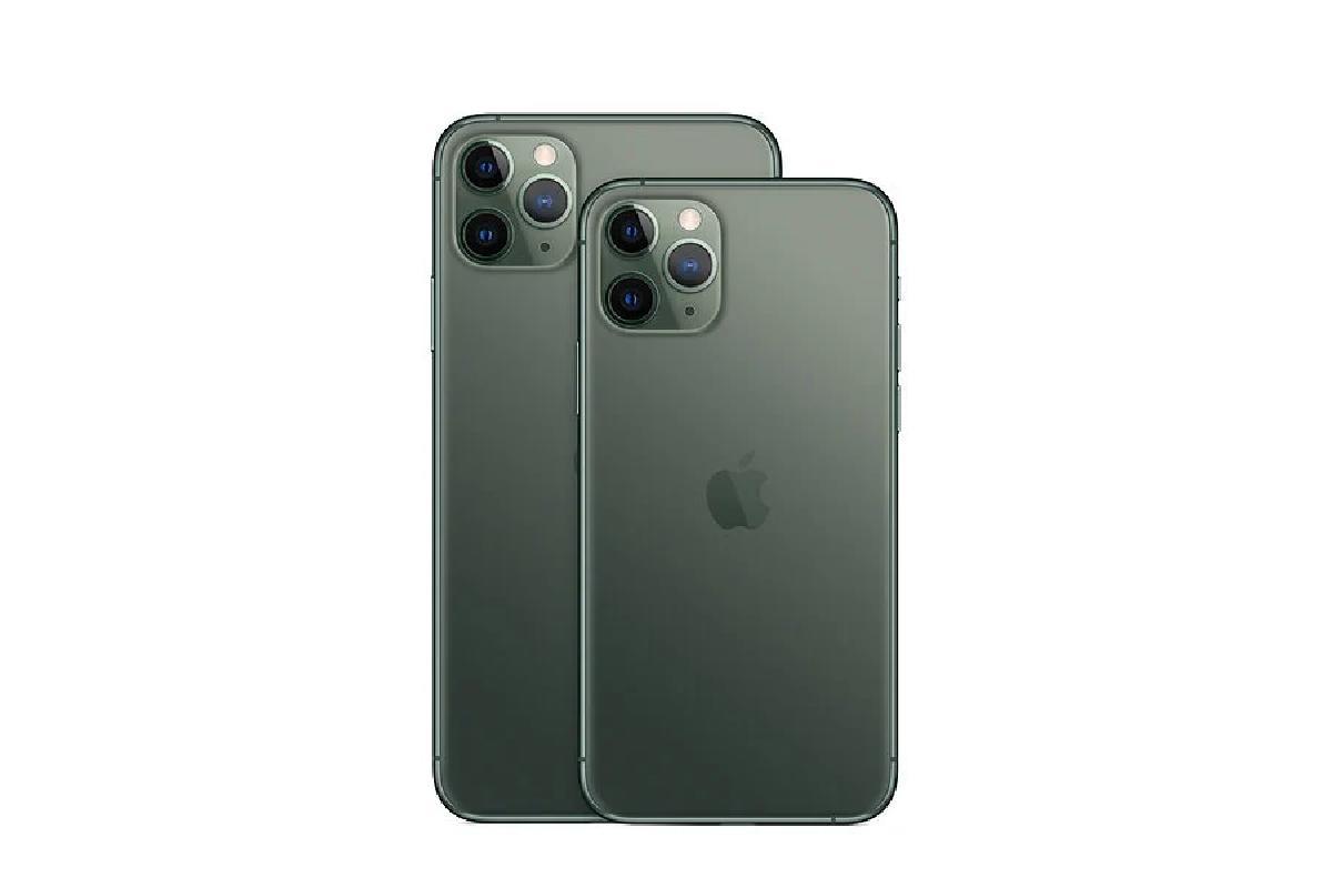 كاميرا iPhone 11 Pro Max