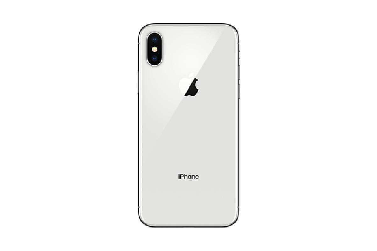 كاميرا iPhone X